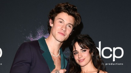 Fans Are Obsessed With This Viral Video Of Shawn Mendes And Camila Cabello Walking Slowly