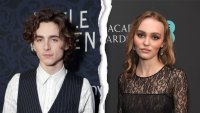 timothee chalamet lily rose depp split after one year