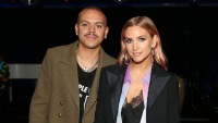 Ashlee Simpson And Evan Ross Team Up With Their Kids To Reveal The Gender Of New Baby