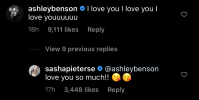Sasha Pieterse pregnant pretty little liars cast reactions