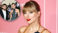 Taylor Swift Approves Of Pregnant Gigi Hadid's Relationship With Zayn Malik