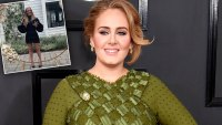 adele unrecognizable new photo