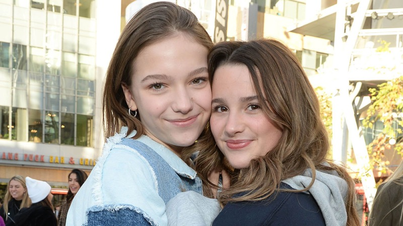 Annie LeBlanc & Jayden Bartels Set To Host Virtual Series 'Group Chat: The Show'
