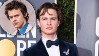 ansel elgort drags harry styles stan