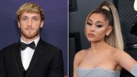 ariana grande blocks logan paul on instagram