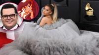 'Frozen' Star Josh Gad Wants Ariana Grande To Star In Live-Action 'Hercules'