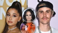 All The Celebrity Cameos In Ariana Grande & Justin Bieber's 'Stuck With U' Video