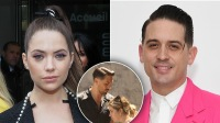 Rumored Pair Ashley Benson And G-Eazy Are Spotted Spending Memorial Day Together