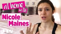 At Home With Nicole Maines