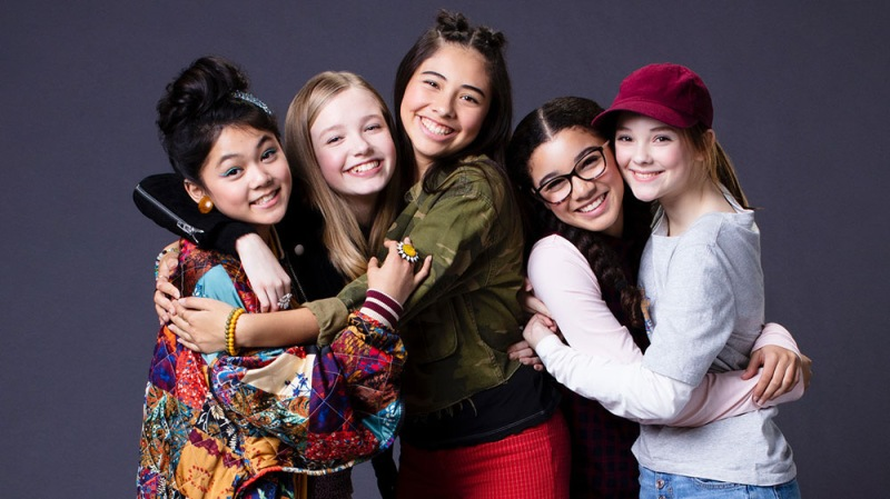 See The First Look At Netflix's Upcoming 'The Baby-Sitters Club' Reboot