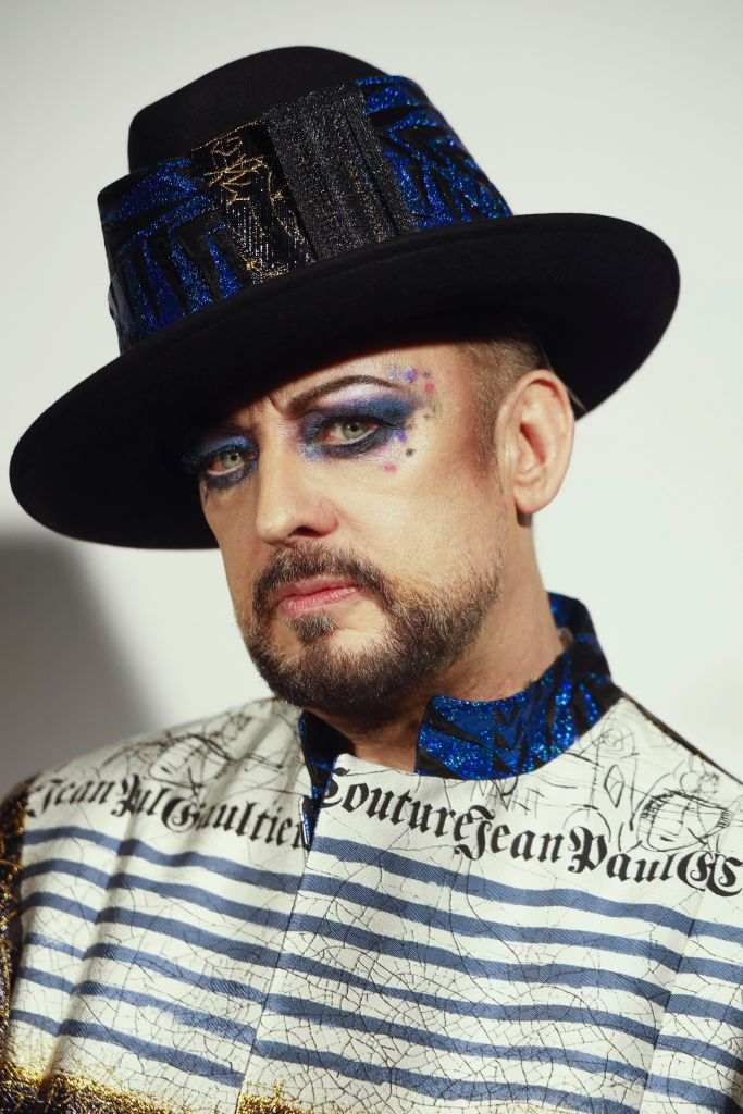 boy george hints harry styles in talk for biopic