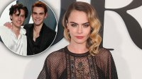 cara delevingne parties with cole sprouse and kj apa after ashley benson split