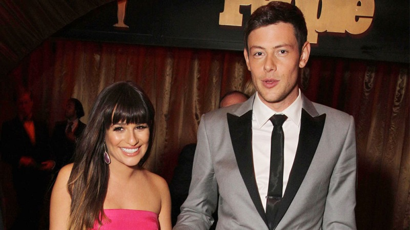 A Look Back At Cory Monteith And Lea Michele's Adorable Relationship