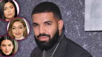 Drake Apologizes To Gigi Hadid, Kendall And Kylie Jenner After Using Their Names In Unreleased Song