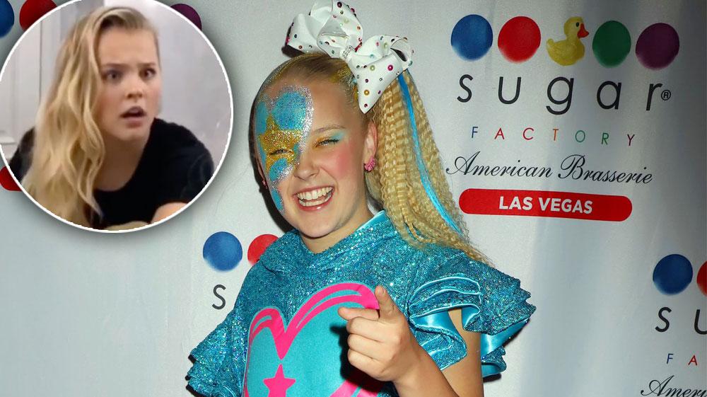Jojo Siwa Real Hair Shows Off Natural Curls Ditches Signature Look