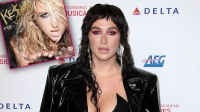 Kesha Recreates Her Iconic 'Tik Tok' Album Cover, And We Cannot Stop Laughing Over The Final Product
