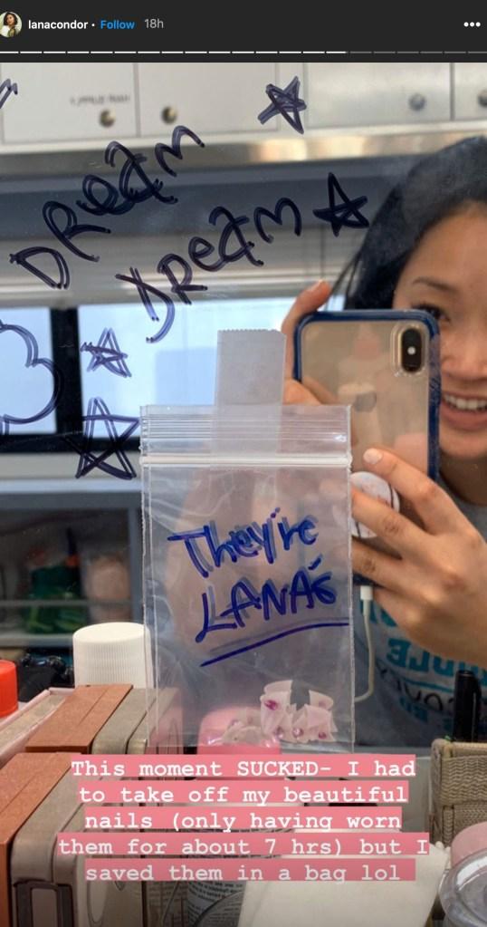 Lana Condor Reveals She Filmed 'TATBILB 2' With No Sleep After The 2019 Met Gala