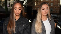 Little Mix's Leigh-Anne Pinnock Pranks Perrie Edwards With Engagement Ring