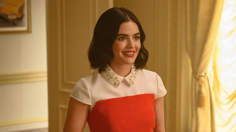 Lucy Hale Gets Real About The Most Challenging Part About Starring In 'Katy Keene'