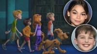 Ariana Greenblatt And Iain Armitage Dish On The Upcoming Animated Film 'Scoob'