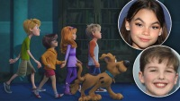 Ariana Greenblatt And Iain Armitage Dish On The Upcoming Animated Film 'Scoob'