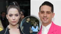 Ashley Benson And G-Eazy Spotted Holding Hands Amid Dating Rumors
