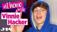 At Home With Vinnie Hacker