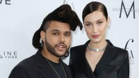 bella hadid the weeknd in touch again