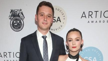 'Scream Queens' Star Billie Lourd Is Engaged To Longterm Boyfriend Austen Rydell
