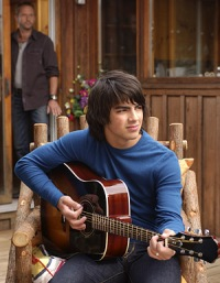 Camp Rock On Set Secrets