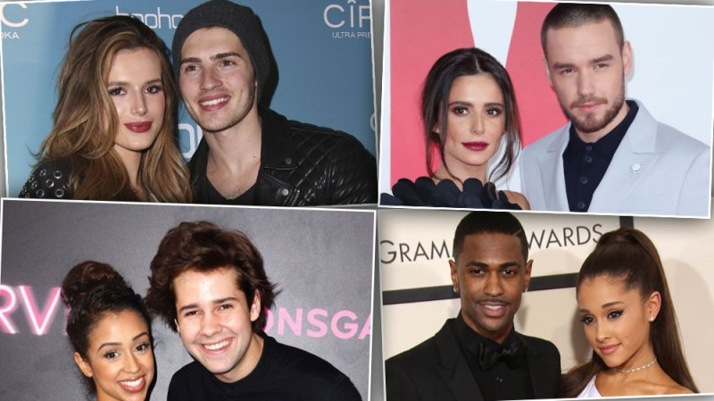 celebrity exes who are still close