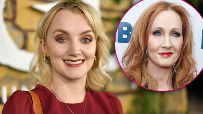'Harry Potter' Stary Evanna Lynch 'Saddened' By J.K. Rowling's Transphobic Tweets