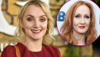 'Harry Potter' Stary Evanna Lynch 'Saddened' By J.K. Rowling's Transphobic Tweets