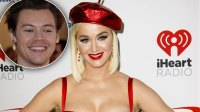 harry styles sweet reaction katy perry pregnant