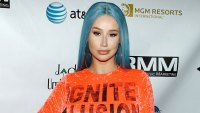 iggy azalea gives birth to baby boy