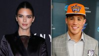 kendall jenner devin booker hooking up