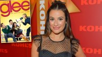 lea michele apologizes after glee cast slams her
