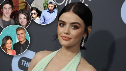 A Complete Guide To All Of Lucy Hale's Past And Rumored Relationships