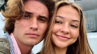 'Outer Banks' Stars Madelyn Cline and Chase Stokes Dish On Their Decision To Publicly Reveal Their Relationship