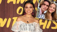 Madison Bailey Dishes On 'Outer Banks' Costars Chase Stokes & Madelyn Cline's Relationship