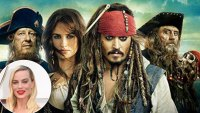 pirates of the caribbean female fronted movie