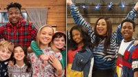 The 'Raven's Home' Cast Is Heading To Camp Kikiwaka For Epic 'Bunk'd' Crossover Episode