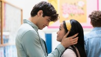 Noah Centineo And Lana Condor Are Giving Fans The First Look At 'To All the Boys 3' For A Good Cause