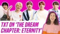 TOMORROW X TOGETHER Breaks Down Their Latest Project 'The Dream Chapter: ETERNITY'