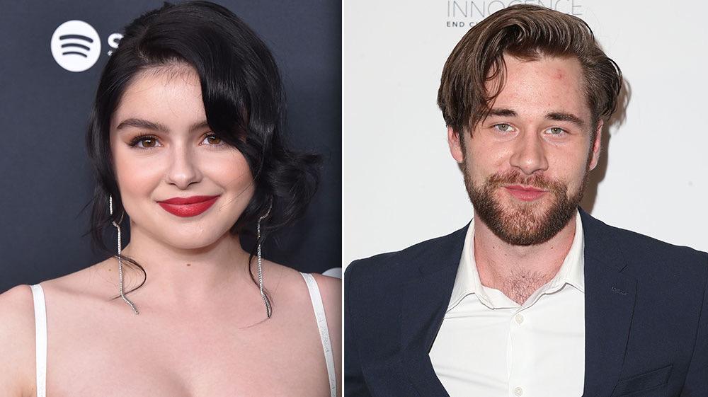 Ariel Winter Bf Luke Benward To Star In New Movie Don T Log Off