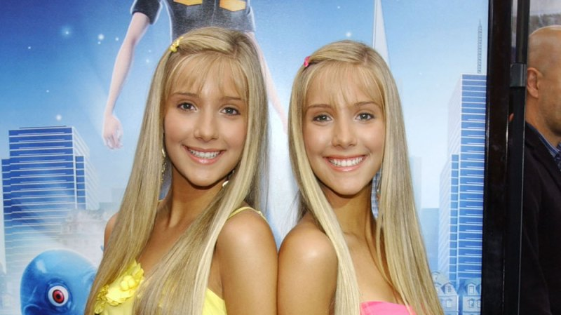 Becky and Milly Rosso Suite Life Now