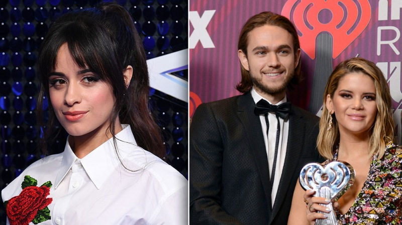 Camila Cabello's Demo Of Maren Morris And Zedd's 'The Middle' Surfaces Online And Fans Are Shook