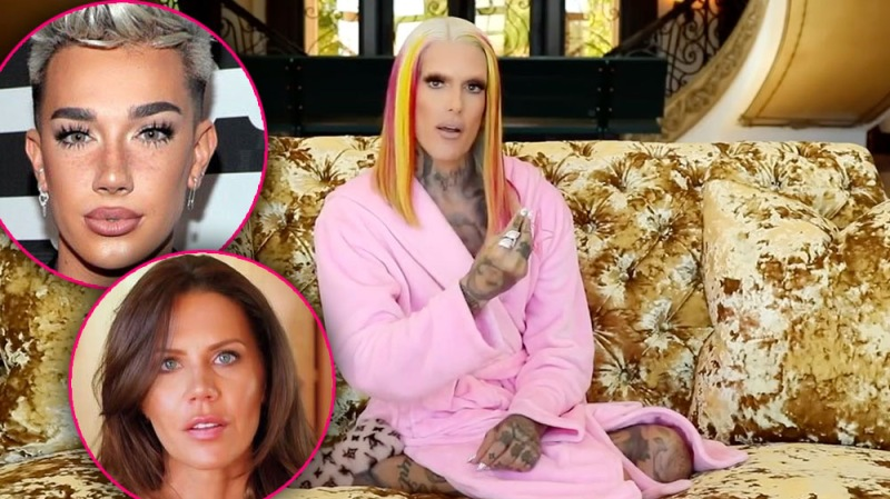 Jeffree Star Finally Breaks Silence On Tati Westbrook And James Charles Drama, Comes Under Fire For Apology Video