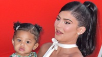 Kylie Jenner Debuts New Tattoo Dedicated To Daughter Stormi