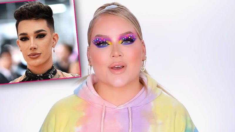 NikkieTutorials Hilariously Confronts James Charles About Why He 'Rejected' Her